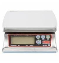 Весы фасовочные Rubbermaid Premium 6кг дискретность 1г, 20.4x17.5см, 1814572