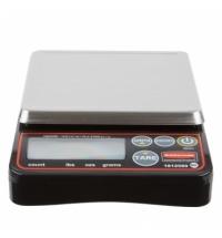Весы фасовочные Rubbermaid Compact 5кг дискретность 1г, 13x13см, 1814569