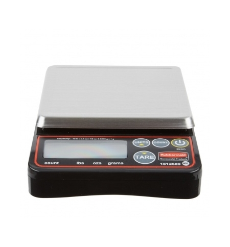 фото: Весы фасовочные Rubbermaid Compact 5кг дискретность 1г, 13x13см, 1814569