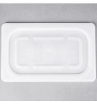 Крышка для поддона для холодных продуктов Rubbermaid GN1/4 белая мягкая, FG144P00WHT