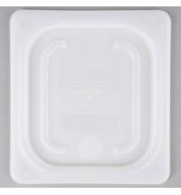Крышка для поддона для холодных продуктов Rubbermaid GN1/6 белая мягкая, FG143P00WHT