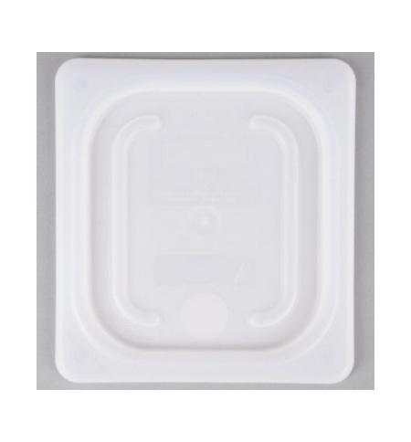 фото: Крышка для поддона для холодных продуктов Rubbermaid GN1/6 белая мягкая, FG143P00WHT