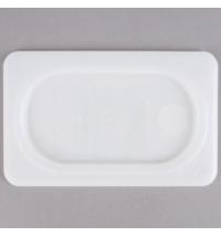 фото: Крышка для поддона для холодных продуктов Rubbermaid GN1/9 белая мягкая, FG142P00WHT