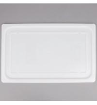 Крышка для поддона для холодных продуктов Rubbermaid GN1/1 белая мягкая, FG147P00WHT