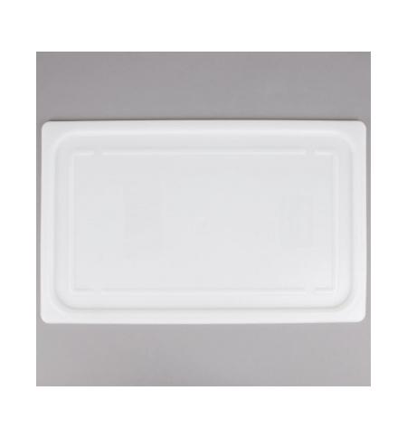 фото: Крышка для поддона для холодных продуктов Rubbermaid GN1/1 белая мягкая, FG147P00WHT