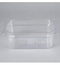Поддон для холодных продуктов Rubbermaid GN1/4 2.4л прозрачный, FG111P00CLR