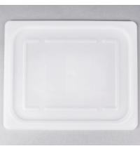 фото: Крышка для поддона для холодных продуктов Rubbermaid GN1/2 белая мягкая, FG146P00WHT