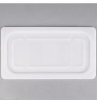фото: Крышка для поддона для холодных продуктов Rubbermaid GN1/3 белая мягкая, FG145P00WHT