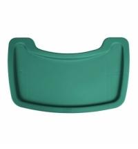фото: Поднос для детского стула Rubbermaid Sturdy Chair зеленый FG781588DGRN