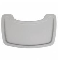 Поднос для детского стула Rubbermaid Sturdy Chair серый FG781588PLAT