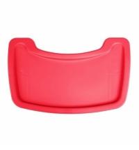 фото: Поднос для детского стула Rubbermaid Sturdy Chair красный FG781588RED