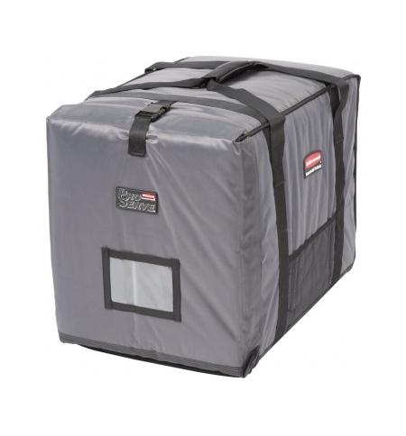 фото: Кейтеринговый контейнер Rubbermaid Proserve торцевой загрузки серый, FG9F1300CGRAY