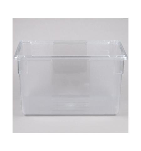 фото: Контейнер для продуктов Rubbermaid ProSave 81.5л прозрачный, FG330100CLR