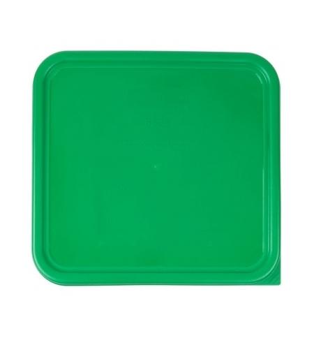 фото: Крышка для продуктовых контейнеров Rubbermaid 11.4л/17л/20.8л зеленая, 1980308