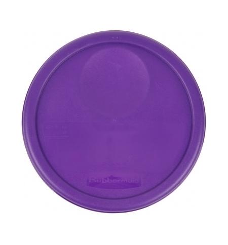 фото: Крышка для продуктовых контейнеров Rubbermaid 5.7л/7.6л сиреневая, 1980384