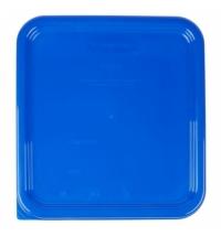 Крышка для продуктовых контейнеров Rubbermaid 3.8л/7.6л желтая, 1980303