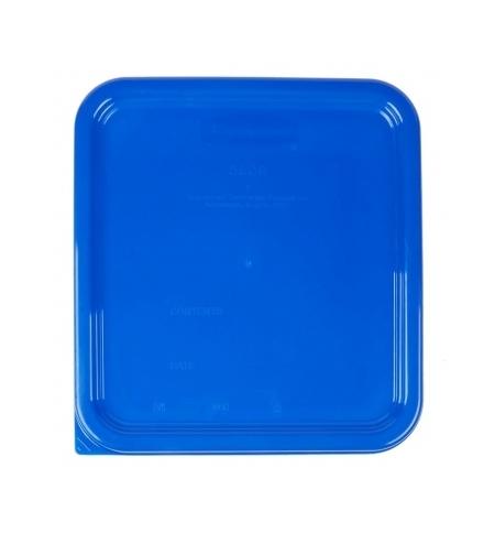 фото: Крышка для продуктовых контейнеров Rubbermaid 1.9л/3.8л/5.7л/7.6л синяя, 1980302
