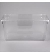 Контейнер для продуктов Rubbermaid ProSave 62.9л прозрачный, FG332800CLR