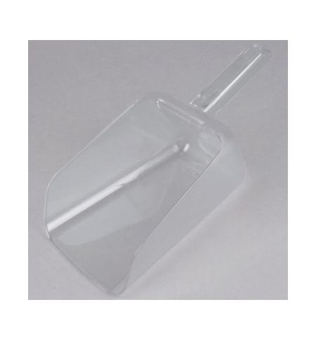 фото: Пищевой совок Rubbermaid 1.9л прозрачный, FG9F7600CLR