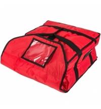 Термо-сумка Rubbermaid средняя для доставки пиццы, красная, FG9F3600RED