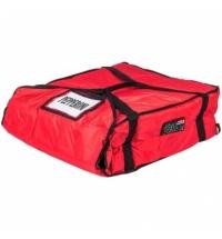 Термо-сумка Rubbermaid средняя для доставки пиццы, красная, FG9F3700RED