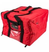 Термо-сумка Rubbermaid большая для доставки пиццы, красная, FG9F3800RED