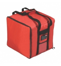 Термо-сумка Rubbermaid большая для доставки пиццы, красная, FG9F3900RED
