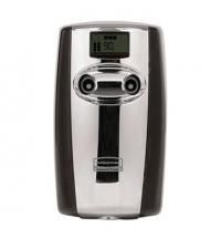 фото: Диспенсер для освежителя воздуха Rubbermaid Microburst Duet черный/металлик 2х121мл, FG4870055