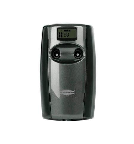 фото: Диспенсер для освежителя воздуха Rubbermaid Microburst Duet черный/черный перламутр 2х121мл, FG4870002