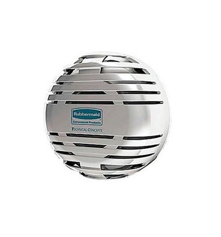 фото: Диспенсер для освежителя воздуха Rubbermaid TCELL 2.0 полированный металлик 24мл, 1957533