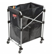 Рама тележки Rubbermaid X-Cart 150л, для белья, 1871643