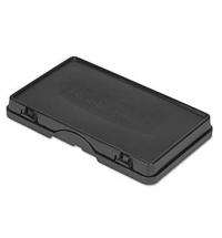 фото: Крышка для тележки Rubbermaid черная с отделением для хранения документов, FG617900BLA