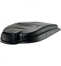 Крышка для контейнера Rubbermaid MegaBRUTE 450л черная, FG9W7200BLA