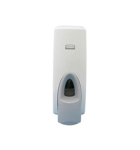 фото: Диспенсер для мыла в картриджах Rubbermaid FG450007 белый/серый, 800мл, спрей-система