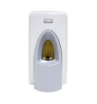 фото: Диспенсер для мыла в картриджах Rubbermaid FG450008 белый/серый, спрей-система, 400мл