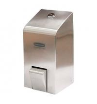 фото: Диспенсер для мыла в картриджах Rubbermaid 1852622 нержавеющая сталь, 400мл, спрей-система