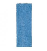 Насадка для швабры моп Rubbermaid BiPower 43.5х14см микрофибра, R030753
