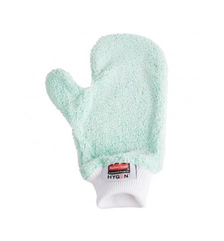 фото: Ручной моп Rubbermaid Hygen для сбора пыли микрофибра, FGQ65200GR00
