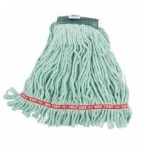 Насадка для швабры моп Rubbermaid Web Foot 350г веревочная, микрофибра/полиэстер, FGA81206GR00