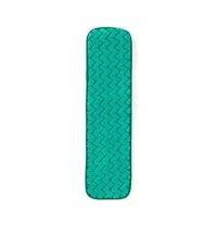 фото: Насадка для швабры моп Rubbermaid Hygen 40см для сухой уборки, микрофибра/полиэстер, R050648