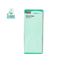 Спрей-мыло в картридже Rubbermaid Spray Soap RVU5078 800мл, для рук, антибактериальное