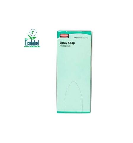 фото: Спрей-мыло в картридже Rubbermaid Spray Soap RVU5078 800мл, для рук, антибактериальное