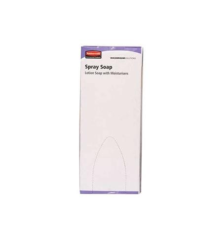 фото: Спрей-лосьон в картридже Rubbermaid Spray Soap RVU5079 800мл, для рук, с увлажняющим эффектом