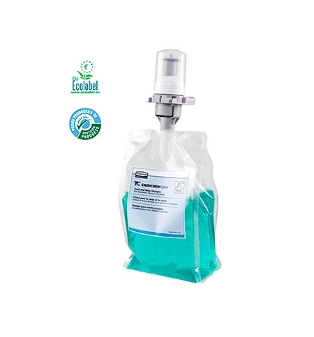 фото: Шампунь для рук и тела Rubbermaid Flex EnrichedFoam 3486619 1.3л, сертификация Green Seal