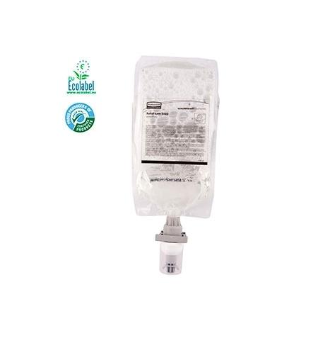 фото: Пенное мыло в картридже Rubbermaid AutoFoam RVU11528 1.1л, для рук, антибактериальное