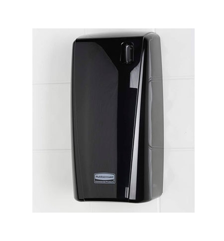 фото: Дозатор для санитарных зон Rubbermaid AutoJanitor металлик 600мл, для писсуаров, 1817015
