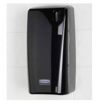 Дозатор для санитарных зон Rubbermaid AutoJanitor черный 600мл, для писсуаров, 1817012