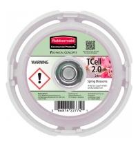 Освежитель воздуха Rubbermaid TCell 2.0 Spring Blossom 24мл, запасной картридж, 957521