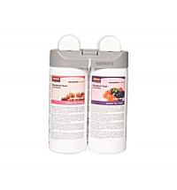 Освежитель воздуха Rubbermaid Microburst Duet Sparkling Fruits/Cotton Berry 2х121мл, запасной картридж, 1910757