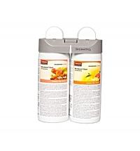 Освежитель воздуха Rubbermaid Microburst Duet Tender Fruits/Citrus Leaves 2х121мл, запасной картридж, 1910756